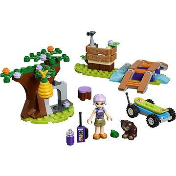 LEGO Friends 41363 Mia a dobrodružství v lese (5702016369380)