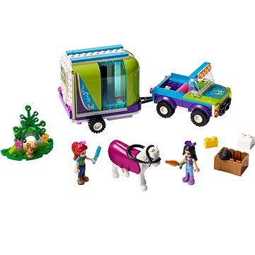 LEGO Friends 41371 Mia a přívěs pro koně (5702016369151)