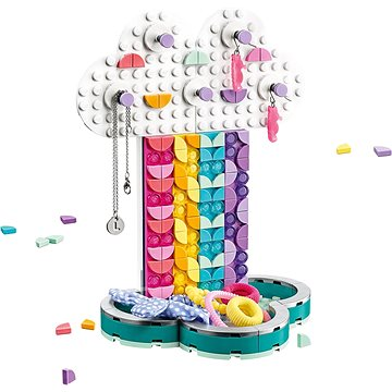 LEGO DOTS 41905 Duhový stojan na šperky (5702016616736)