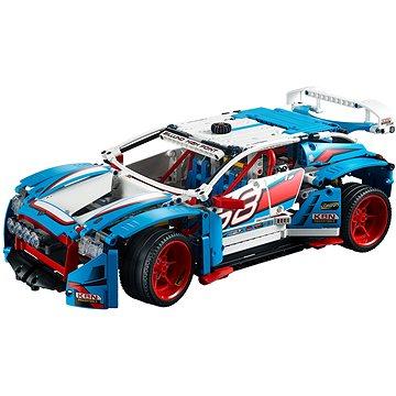 LEGO Technic 42077 Závodní auto (5702016116915)