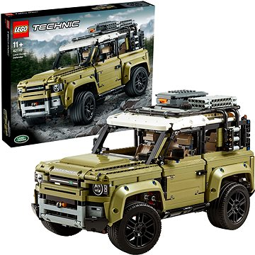 LEGO Technic 42110 Land Rover Defender (5702016604115)