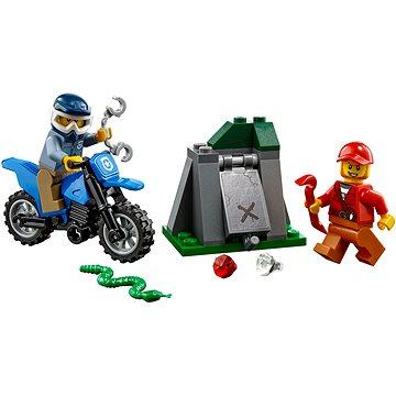 LEGO City 60170 Terénní honička (5702016093773)