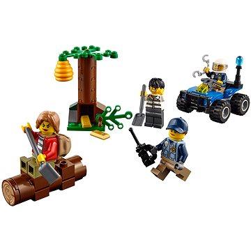 LEGO City 60171 Zločinci na útěku v horách (5702016109542)