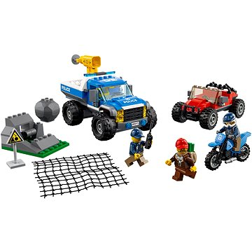 LEGO City 60172 Honička v průsmyku (5702016077537)