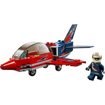 LEGO City 60177 Stíhačka na letecké show (5702016075151)