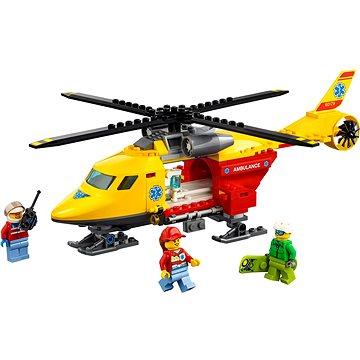 LEGO City 60179 Záchranářský vrtulník (5702016077483)
