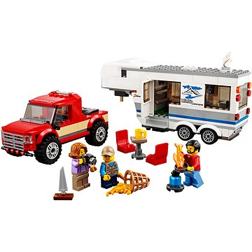 LEGO City 60182 Pick-up a karavan (5702016077513)