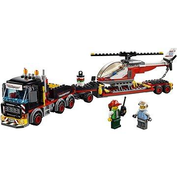 LEGO City 60183 Tahač na přepravu těžkého nákladu (5702016077520)