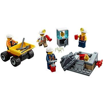 LEGO City 60184 Důlní tým (5702016109504)
