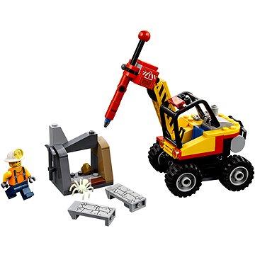 LEGO City 60185 Důlní drtič kamenů (5702016109511)