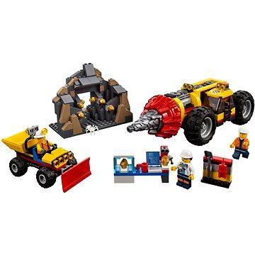 LEGO City 60186 Důlní těžební stroj (5702016109528)