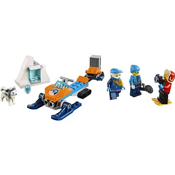 LEGO City 60191 Průzkumný polární tým (5702016108798)