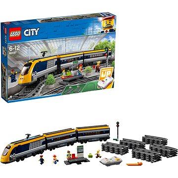 LEGO City Trains 60197 Osobní vlak (5702016109788)