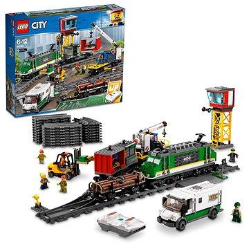LEGO City Trains 60198 Nákladní vlak (5702016109795)