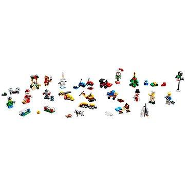 LEGO City 60201 Adventní kalendář (5702016109771)