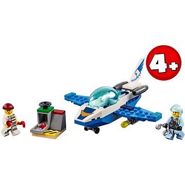 LEGO City 60206 Hlídka Letecké policie (5702016369816)