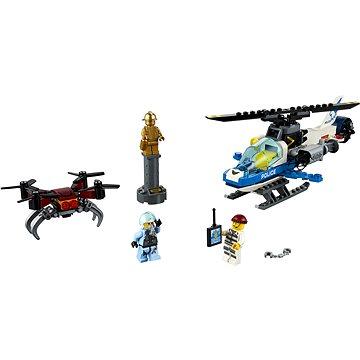 LEGO City 60207 Letecká policie a dron (5702016369564)