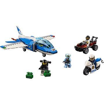 LEGO City 60208 Zatčení zloděje s padákem (5702016369779)
