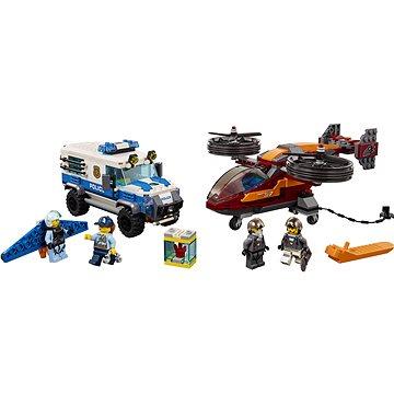 LEGO City 60209 Letecká policie a loupež diamantu (5702016369922)