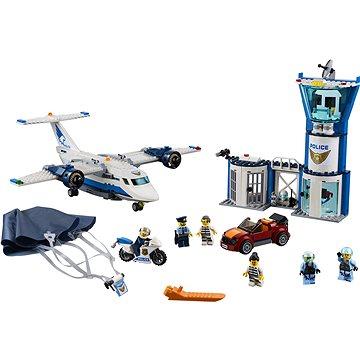 LEGO City 60210 Základna Letecké policie (5702016369939)