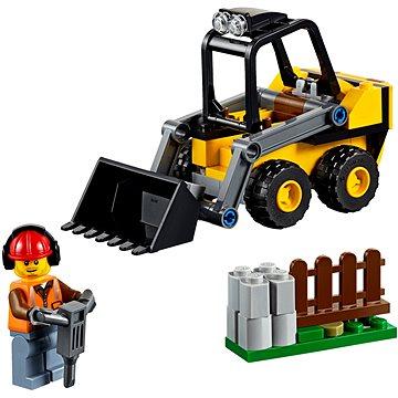 LEGO City 60219 Stavební nakladač (5702016369519)