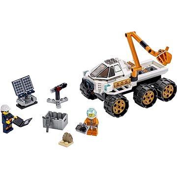 LEGO City Space Port 60225 Testovací jízda kosmického vozítka (5702016369953)