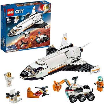 LEGO City Space Port 60226 Raketoplán zkoumající Mars (5702016369960)