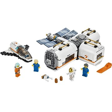 LEGO City Space Port 60227 Měsíční vesmírná stanice (5702016370478)