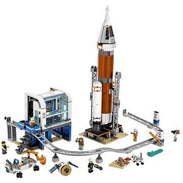 LEGO City Space Port 60228 Start vesmírné rakety (5702016370485)