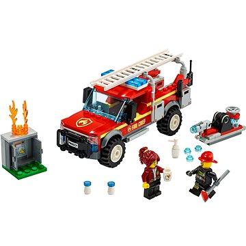 LEGO City Town 60231 Zásahový vůz velitelky hasičů (5702016370515)