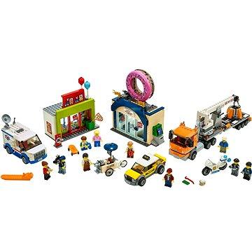 LEGO City Town 60233 Otevření obchodu s koblihami (5702016370539)