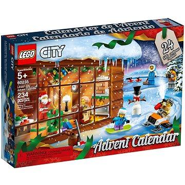 LEGO City Town 60235 Adventní kalendář LEGO City (5702016369809)