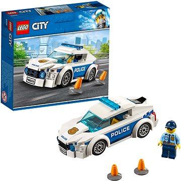 LEGO City 60239 Policejní auto (5702016396201)