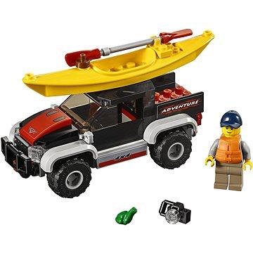 LEGO City 60240 Dobrodružství na kajaku (5702016396188)