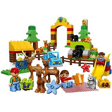 LEGO DUPLO 10584 Lego Ville, Lesopark (5702015355209)