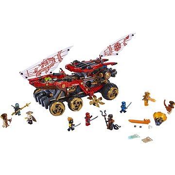 LEGO Ninjago 70677 Pozemní Odměna osudu (5702016365542)