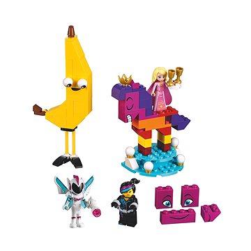 LEGO Movie 70824 Představujeme královnu Libovůli (5702016367966)