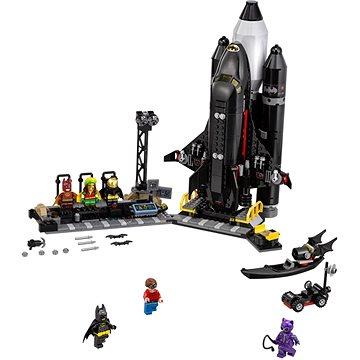 LEGO Batman Movie 70923 Batmanův raketoplán (5702016093049)