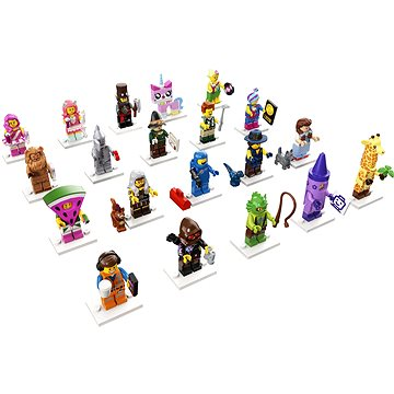 LEGO Minifigures 71023 LEGO Příběh 2 (5702016418217)