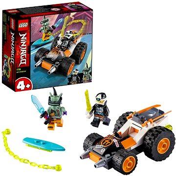 LEGO Ninjago 71706 Coleovo rychlé auto (5702016616927)