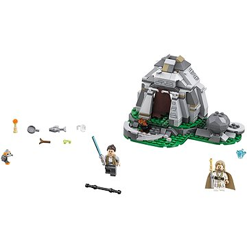 LEGO Star Wars 75200 Výcvik na ostrově planety Ahch-To (5702016109948)