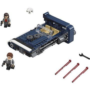 LEGO Star Wars 75209 Han Solův pozemní speeder (5702016110579)