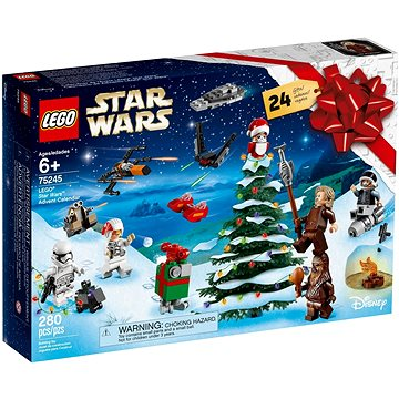 LEGO Star Wars 75245 Adventní kalendář LEGO Star Wars (5702016369847)