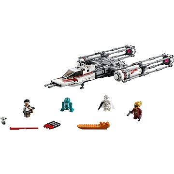 LEGO Star Wars 75249 Stíhačka Y-Wing Odboje (5702016370744)