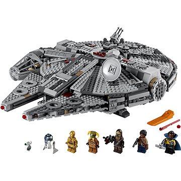 LEGO Star Wars 75257 Millennium Falcon (5702016370799)