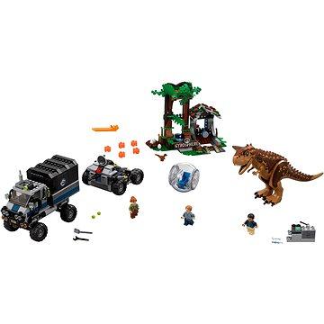 LEGO Jurský Svět 75929 Útěk Carnotaura z Gyrosféry (5702016110241)