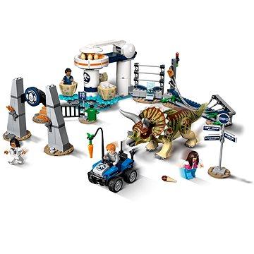 LEGO Jurassic World 75937 Triceratopsovo běsnění (5702016542691)