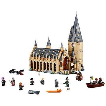 LEGO Harry Potter 75954 Bradavická Velká síň (5702016110371)