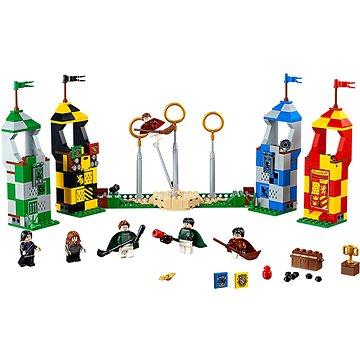 LEGO Harry Potter 75956 Famfrpálový zápas (5702016267037)