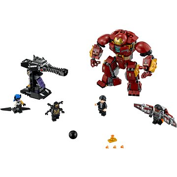 LEGO Super Heroes 76104 Střetnutí s Hulkbusterem (5702016110562)